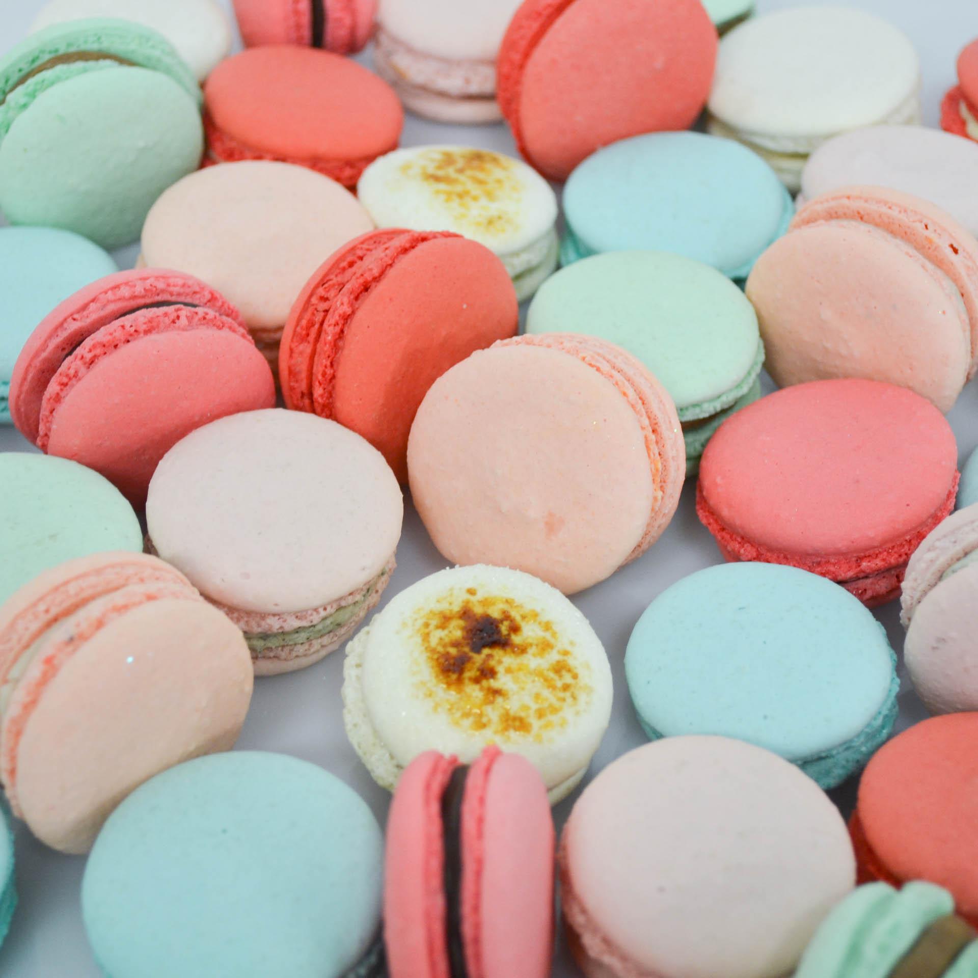 french macarons  6